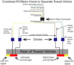 trailer diode wiring diagram electrical wiring diagram can a tail light isolating diode system be used on a chevy coloradotrailer diode wiring diagram