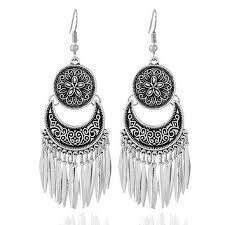 indian earrings hoop on wanelo