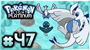 How To Catch All Legendary Pokemon In Light Platinum Lets Play Pokemon Light Platinum Part 47 Articuno Zapdos Moltres Lugia