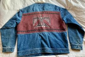 pendleton denim jacket - Gem