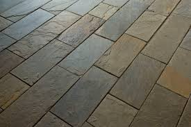 natural cleft full color pattern bluestone flooring planks