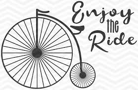 Vélo Disant Svg Vélo Svg Citation Svg Dfx Pdf Gif Vélo Citation Clip Art Fichier De Coupe Pour Machine Silhouette Bricolage Fichier Svg