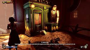 Bioshock Vending Machine Classy Find Shantytown's Police Impound Chapter 48 Shantytown