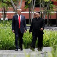 「コラム:米朝首脳会談を「成功」と呼べる理由」(REUTERSロイター」の画像検索結果