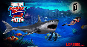 shark attack mobile games android iphone ipad windows angry shark