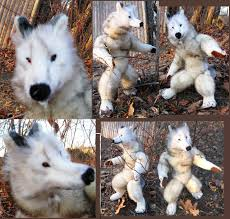 black wolf and white wolf pups. Delighful Pups White Wolf Anthro Redux By Jarahamee To Black And Pups P