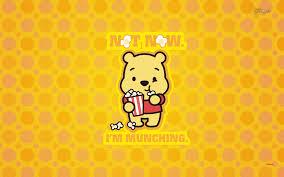 baby winnie the pooh wallpapers hd cartoon wallpaper 1680 1050