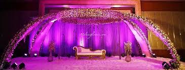 Backdrop Decoration For Wedding