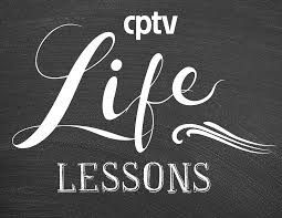 Life Font Life Lessons O Cptv