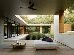 outdoor stair lighting lounge. Carmel-Valley-outdoor-room-daybed-ceiling-fan-piechota Outdoor Stair Lighting Lounge