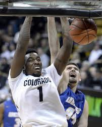 CU men's basketball: Wesley Gordon searching for confidence on offense –  Boulder Daily Camera