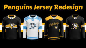 All styles and colors available in the official adidas online store. Penguins Jersey Redesign Youtube