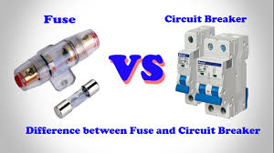 fuse vs circuit breaker │ difference between fuse and circuit electrical fuse box vs circuit breaker fuse vs circuit breaker │ difference between fuse and circuit breaker │ youtube