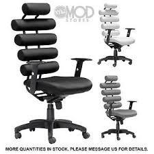 unico office chair. Image Is Loading Unico-Office-Chair-ZUO-Pillow-Office-Chair-Modern- Unico Office Chair U