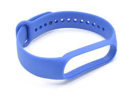<b>Aксессуар Ремешок Innovation для</b> Mi Band 5 Silicone Blue 17857 ...