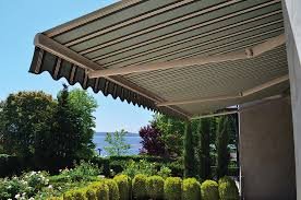 retractable awnings for your deck and patio