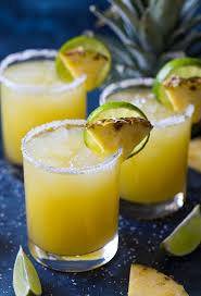 pineapple margarita a sweet tart and delicious margarita that is incredibly easy to make
