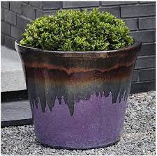 40 large planters for trees and flowers