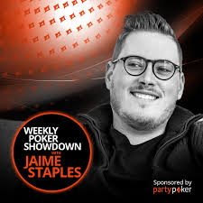 Weekly Poker Showdown with Jaime Staples