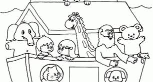 Noah S Ark Coloring Pages Animals Archives Cool Coloring Pages