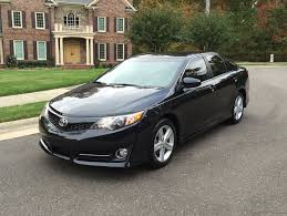 2013 Toyota Camry SE Touch Screen Bluetooth Low Mileage - Elkins ...