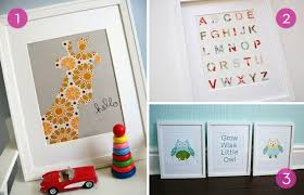diy wall art for boy nursery