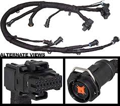 amazon com fuel injector ficm wiring harness fits 03 07 6 0l ford ford 5.8 efi wiring harness fuel injector ficm wiring harness fits 03 07 6 0l ford diesel powerstroke