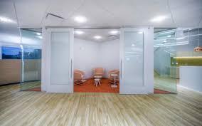 office sliding door. Sliding-barn-door-systems-commercial-office-colorado Springs, Co_Serenity Office Sliding Door