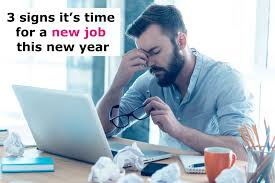 3 signs it s time for a new job this new year talentedge a 3 signs it s time for a new job this new year talentedge a specialist finance recruitment company for media marketing services tech and lifestyle