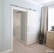 Bathroom Barn Door Kit
