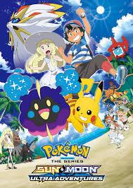 Pokemon Season 21 Sun and Moon Ultra Adventures English dubbed