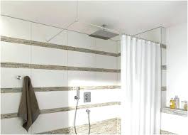 l shaped shower curtain rod corner shower curtain rod corner shower curtain rod ceiling support beautiful l shaped