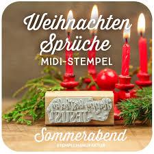 Midi Stempel Weihnachten Sprüche 600