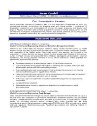Environmental Engineer Sample Resume 5 Awesome Collection Of Sample Resume  For Environmental Engineer On Layout