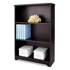 office depot bookcases wood. Realspace Magellan Collection 3 Shelf Bookcase Office Depot Bookcases Wood O