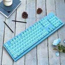 Oyun Keyboad PC Laptop için K616 P-BT Keycaps 104 Tuşları Wird Klavye –  online alışveriş sitesi Joom'da ucuza alışveriş yapın