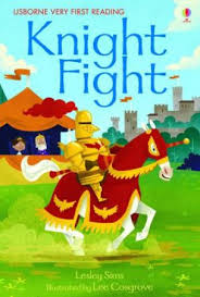 Knight Fight by Lesley Sims - 9781409507161
