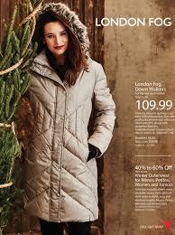 london fog winter coat down insulation hooded khaki men s size large