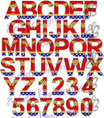 alphabet and numbers png digital file diy print clip art superhero wonder woman character letters alphabet a z printables invitations scr
