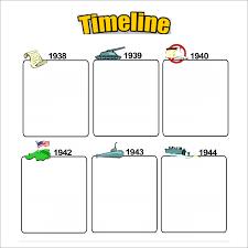 2 Make Your Own Timeline Worksheet For Kids Timeline