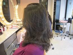 30代ロングヘア 記念写真 40代50代60代髪型表参道美容室青山美容院