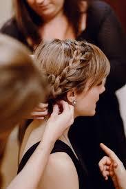 vine hair and make up sus wedding