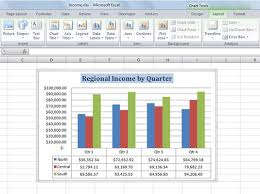 Changing Chart Elements In Excel 2007 Dummies