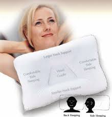 pillow with neck support. the neck pillow. have one. love it. need a new pillow with support