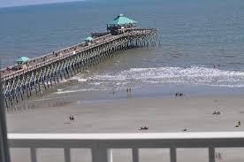 Tide Chart Folly Beach 2019 From Our Balcony Picture Of Tides Folly Beach Tripadvisor