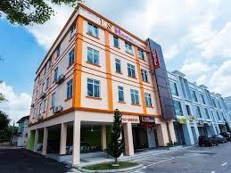 Hotel Sentral Johor Bahru Ls Hotel Johor Bahru Malaysia Bookingcom