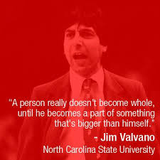 Jim Valvano Quotes Cool Jim Valvano Quote Google Search InspirationsQuotes Pinterest