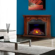 electric fireplace traditional closed hearth built in nefp40 0714c