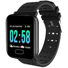 China <b>A6</b> Bluetooth Sports <b>Smart Watch</b> for Android - China ...