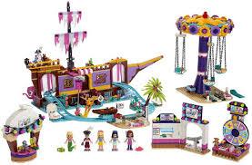 Купить конструктор <b>Lego Friends</b>: <b>Прибрежный</b> парк развлечений ...